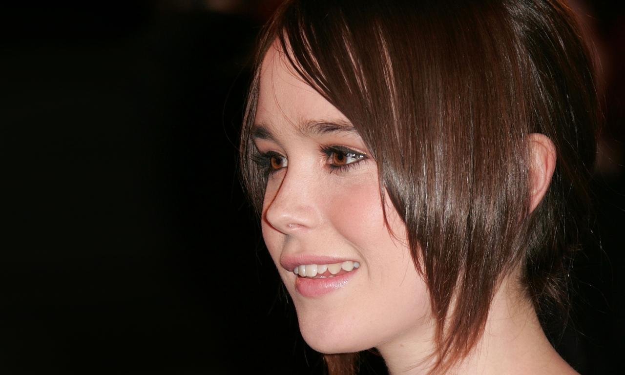 Ellen Page rostro - 1280x768