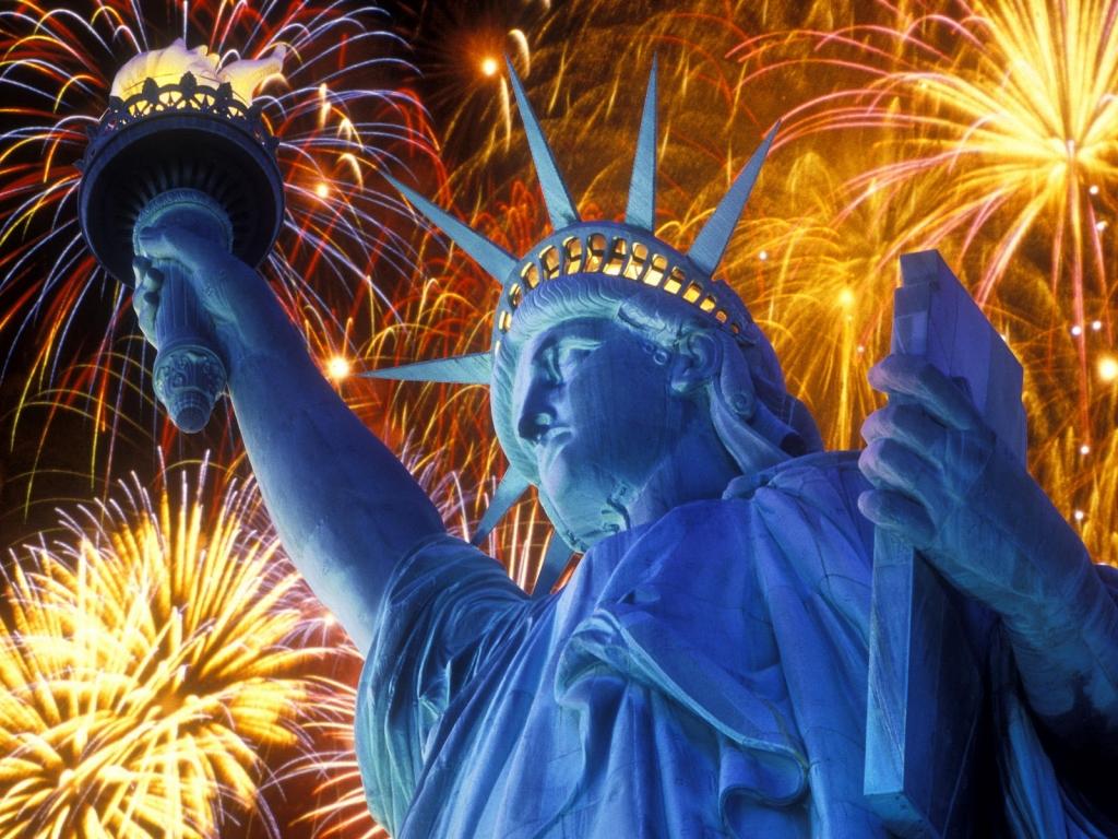 Estatua de la libertad - 1024x768