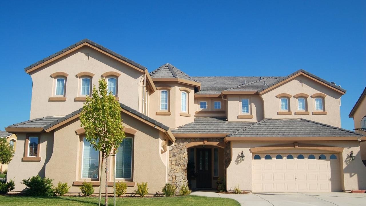 Fechada de una casa americana hd 1280x720 imagenes - Fotos de casas americanas ...