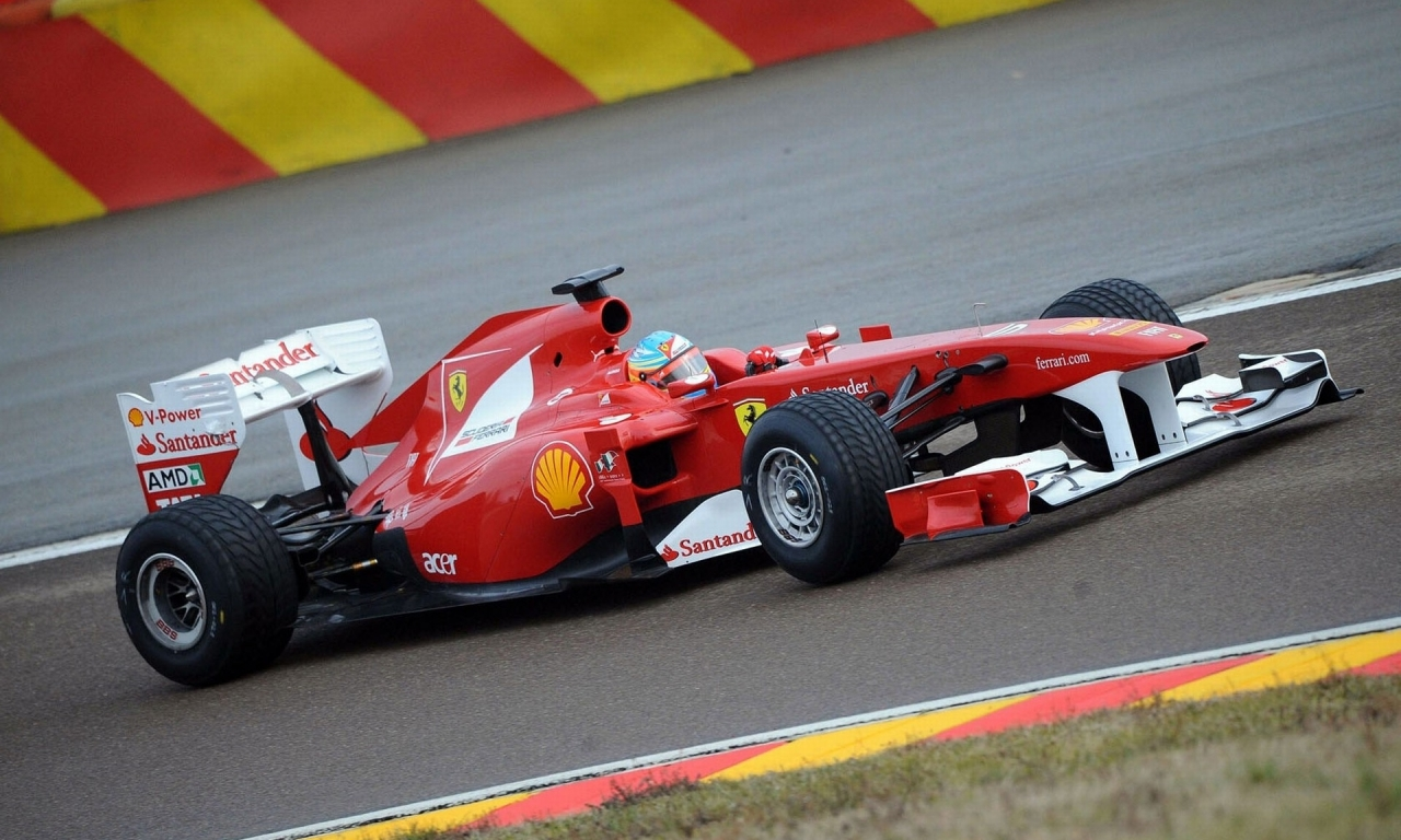 Ferrari en formula 1 - 1280x768