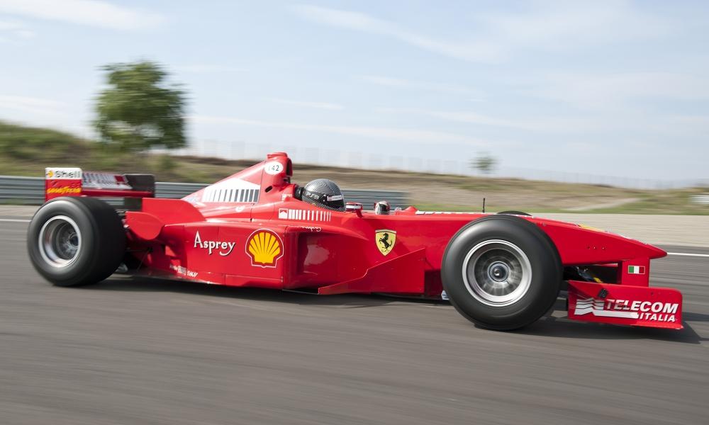 Ferrari F300 Formula 1 - 1000x600