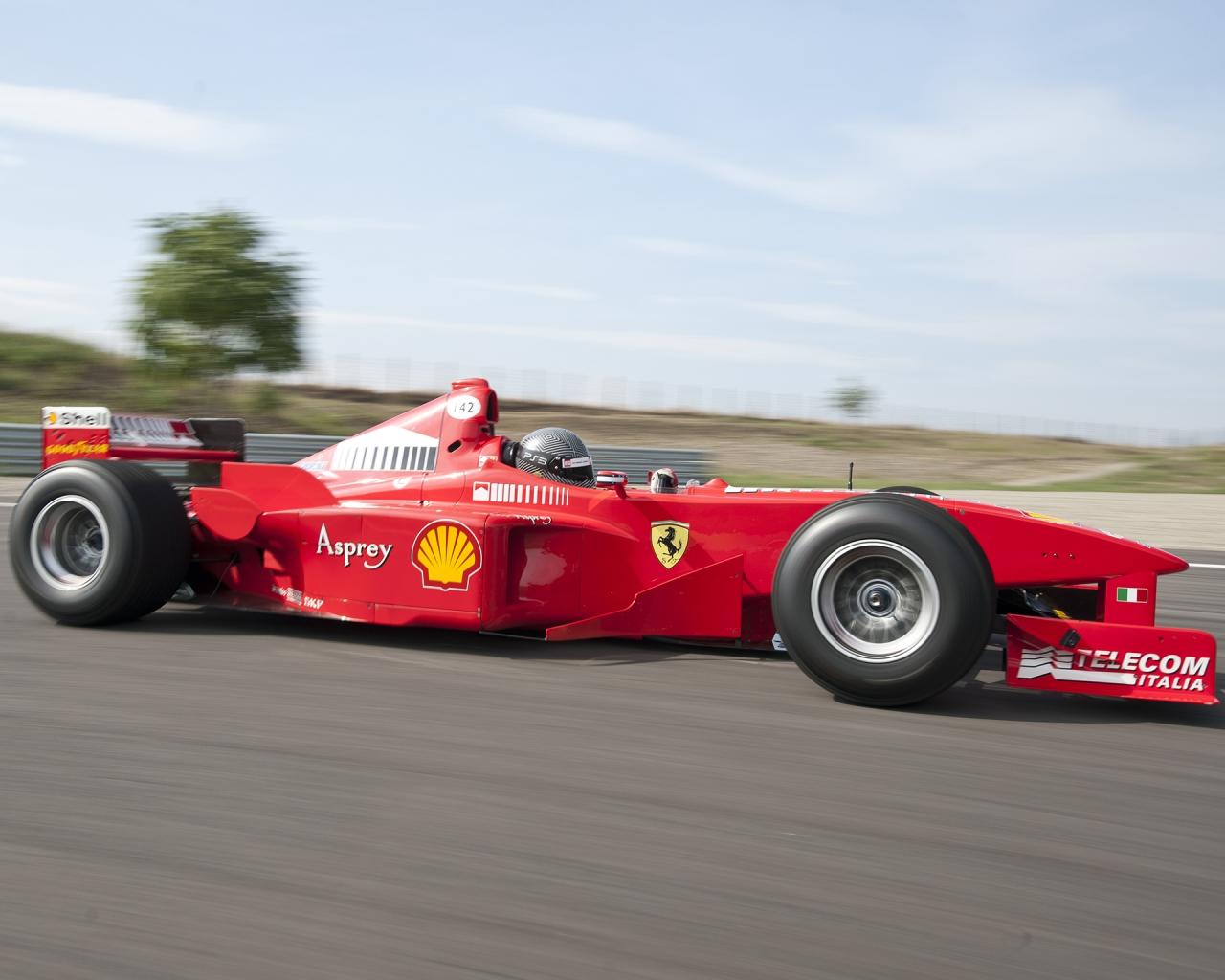 Ferrari F300 Formula 1 - 1280x1024