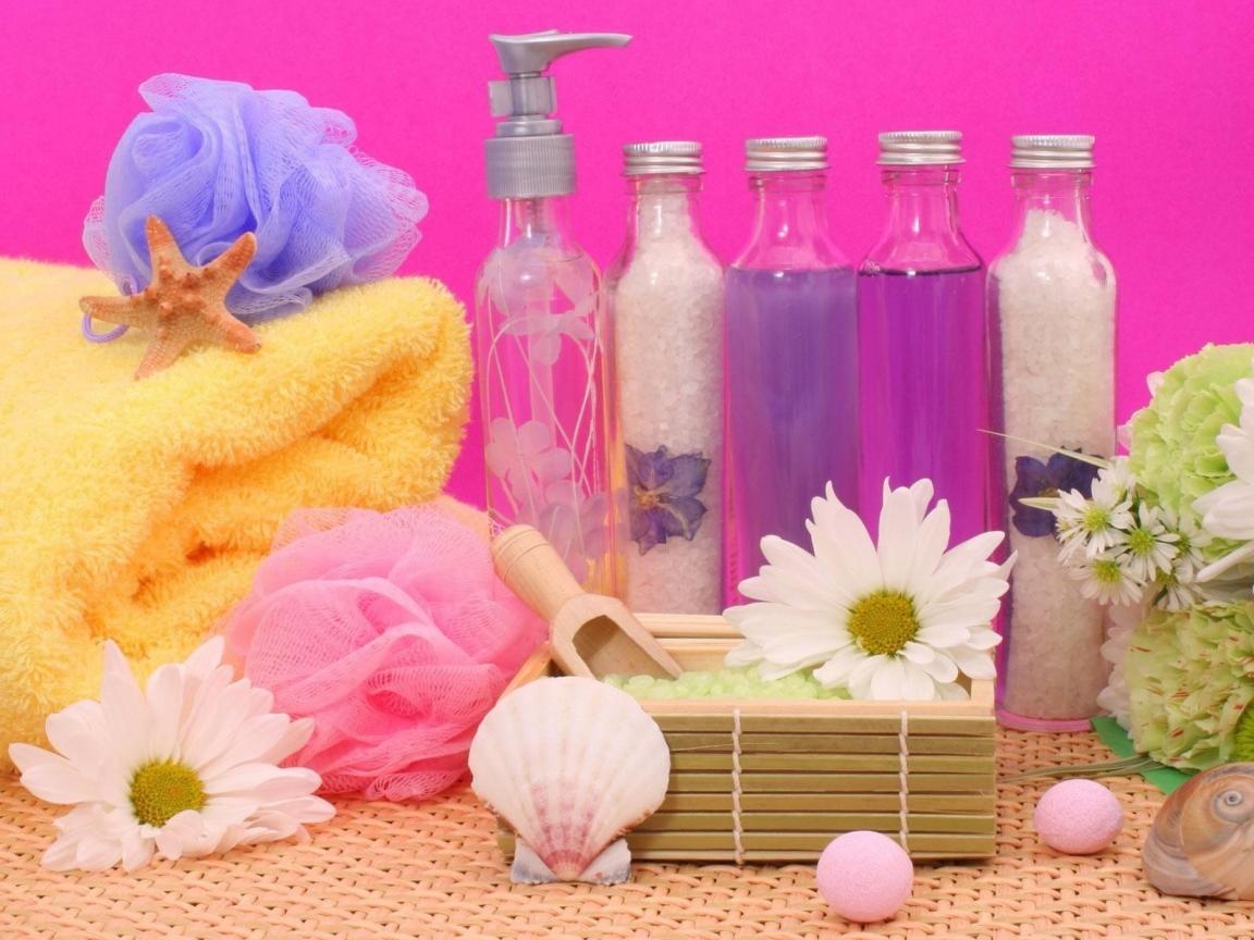 Flores y aromas - 1152x864