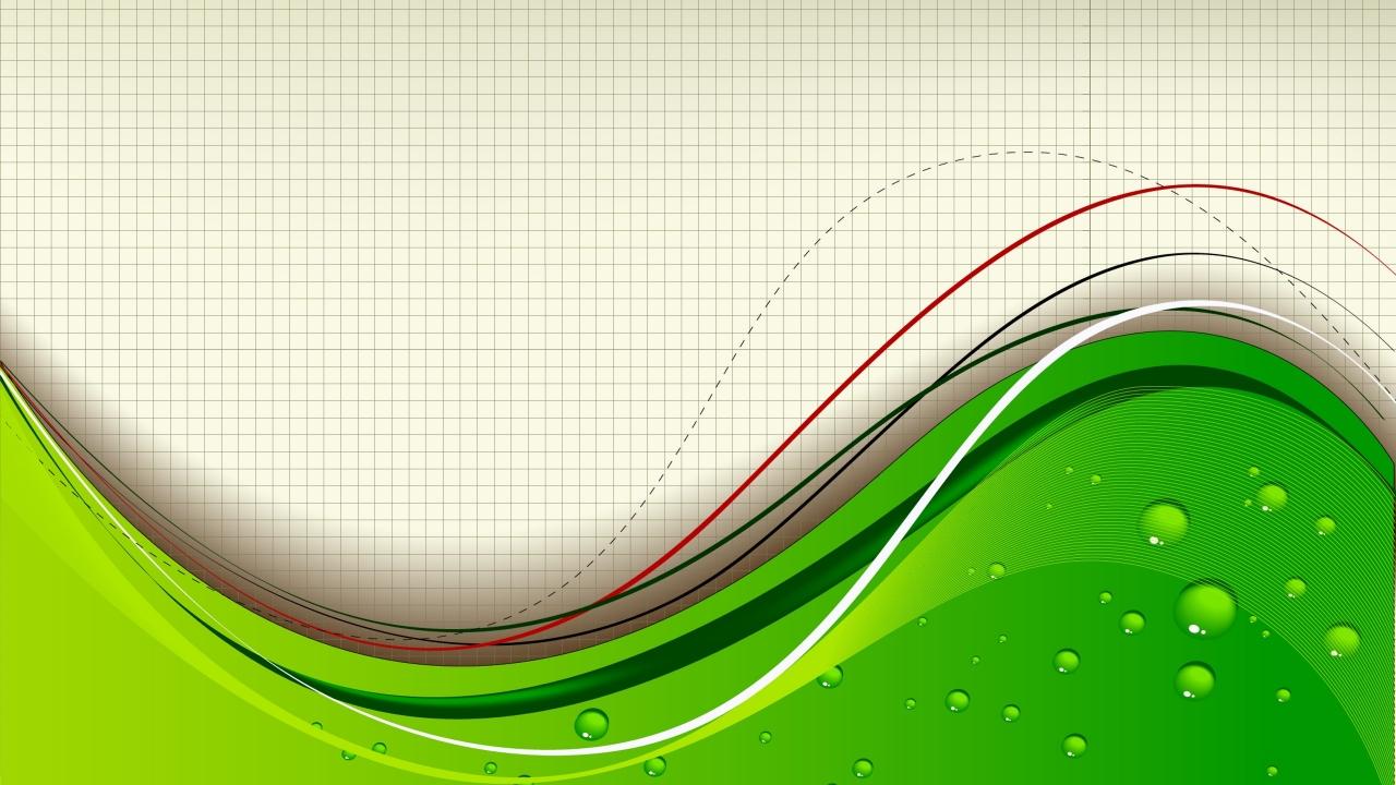 Fondo abstracto color verde hd 1280x720 imagenes for Disenos de fondos