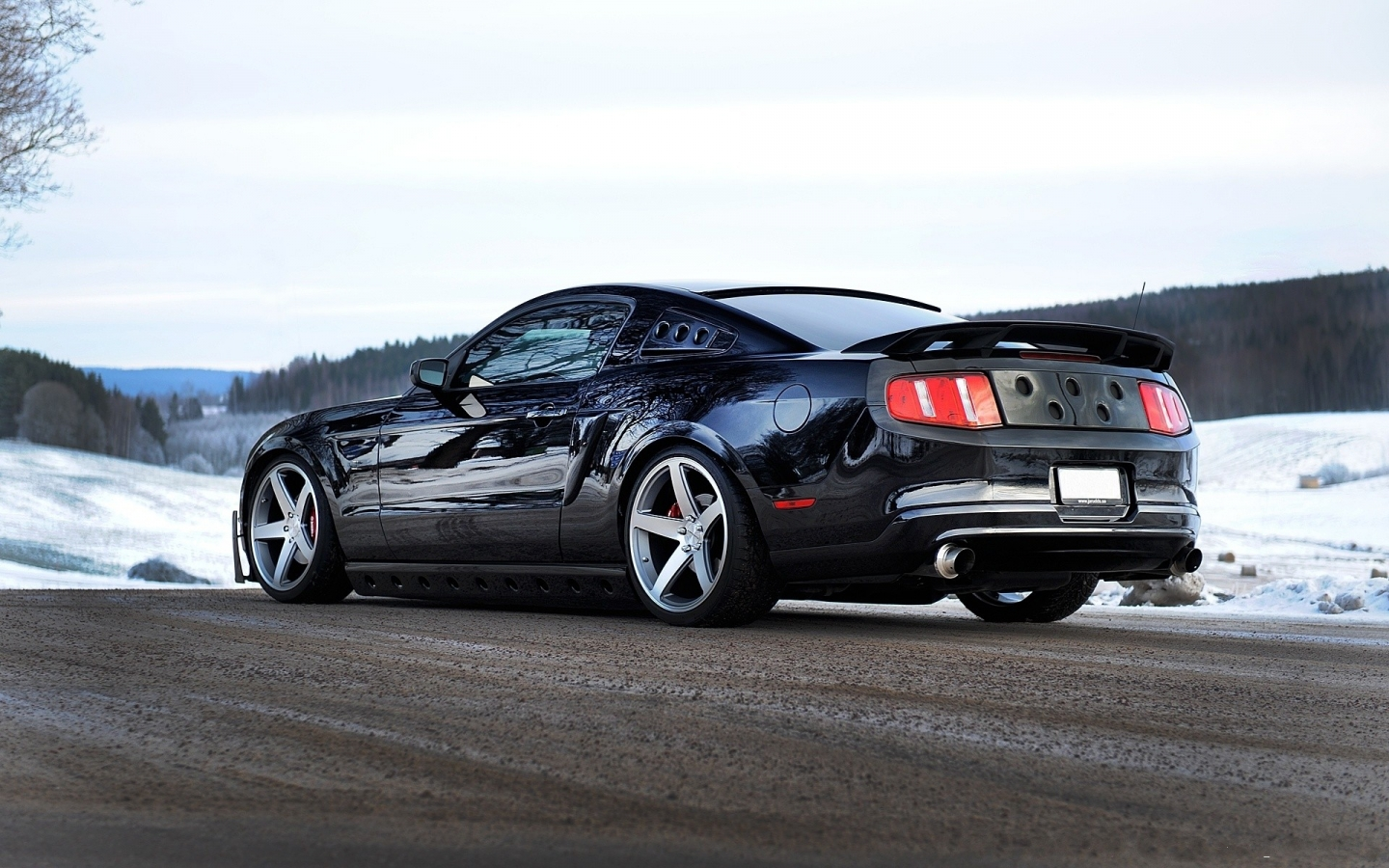 Ford Mustang GT 2013 - 1440x900