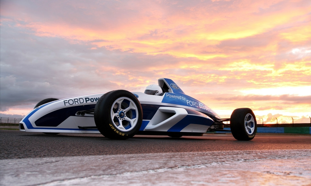 Ford Power F1 - 1280x768