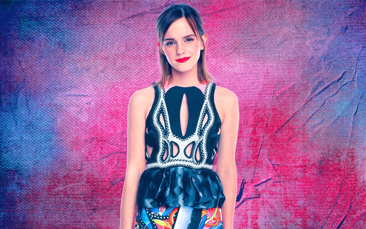 Fotografía Emma Watson - 1280x800