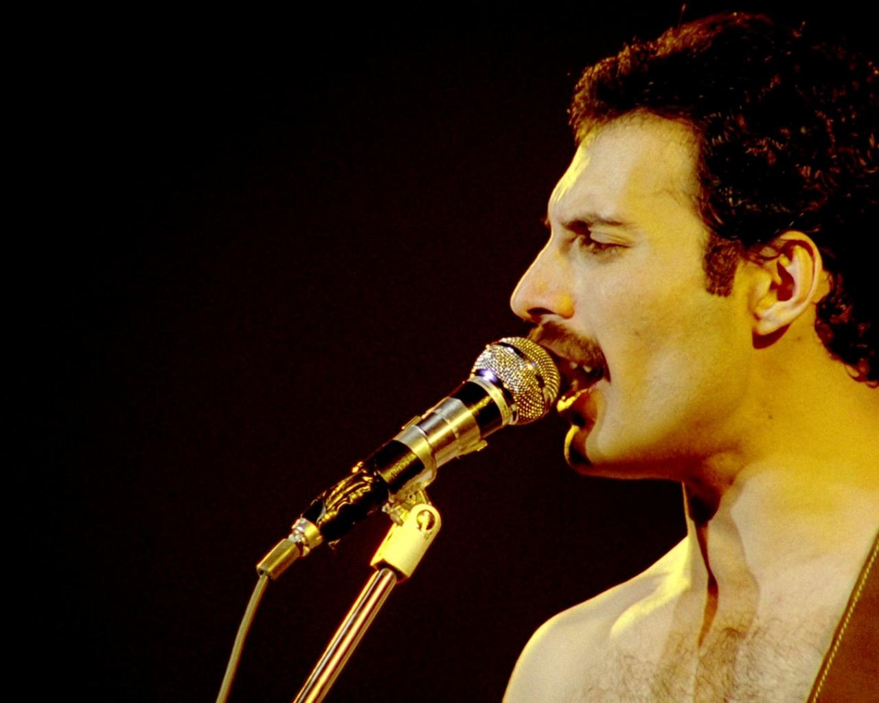 Freddie Mercury - 1280x1024