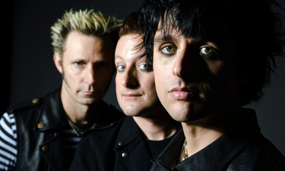 Green Day - 1000x600