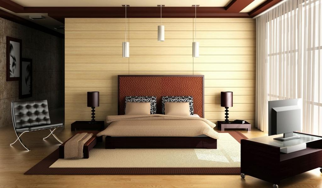 Habitación matrimonial 3D - 1024x600
