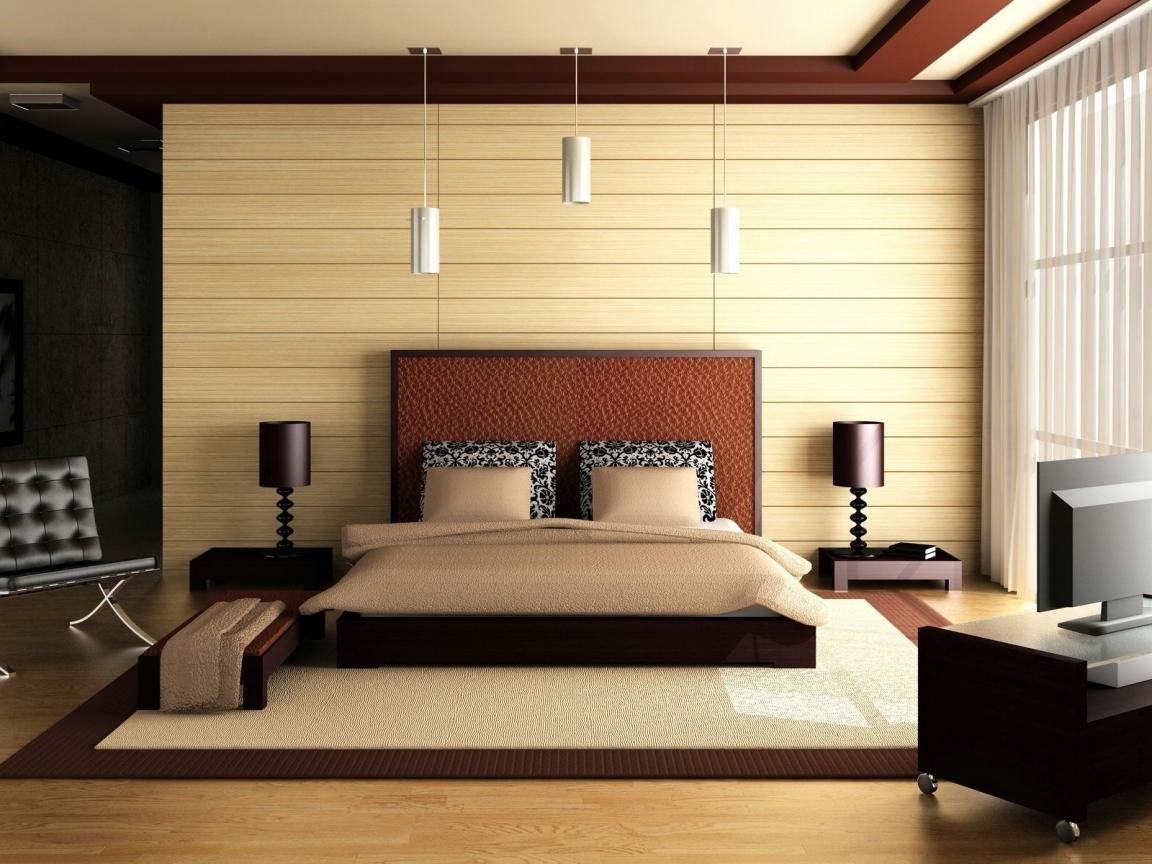 Habitación matrimonial 3D - 1152x864