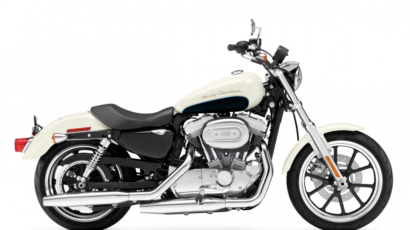 Harley Davidson XL883L 2013 - 1366x768