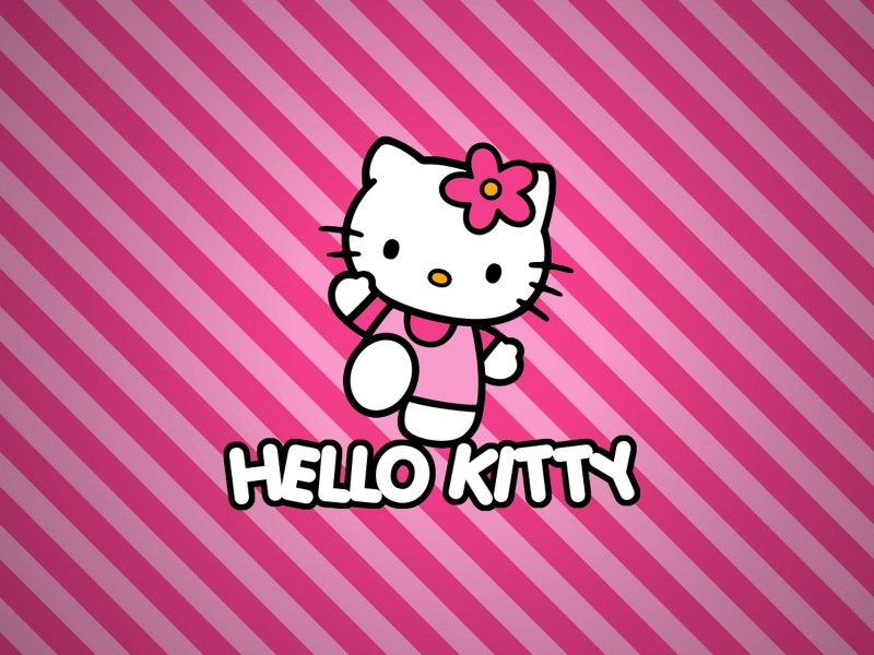 Hello Kitty - 800x600