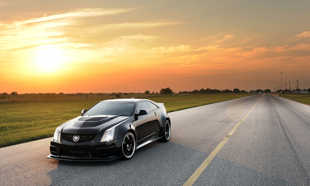 Hennessey Cadillac VR1200 - 1000x600