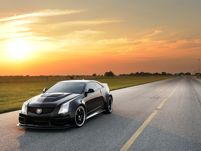 Hennessey Cadillac VR1200 - 800x600