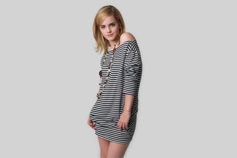 Hermosa Emma Watson - 480x320