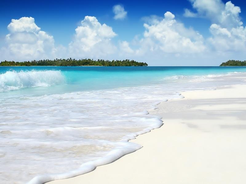 Hermosa playa - 800x600
