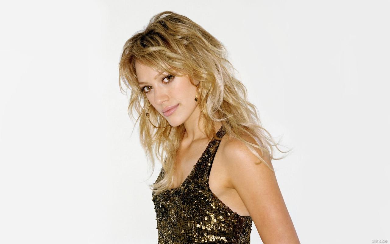 Hilary Duff rubia - 1280x800