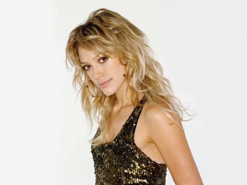 Hilary Duff rubia - 800x600
