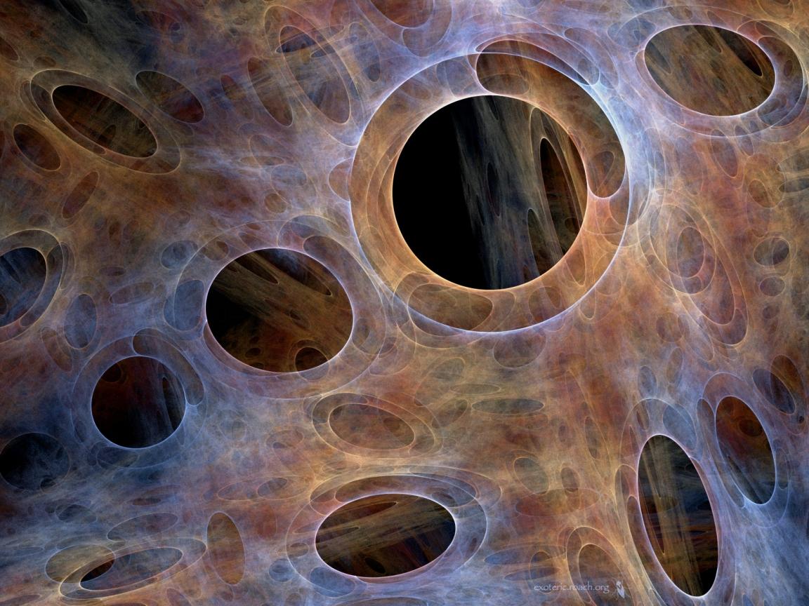 Huecos abstractos - 1152x864