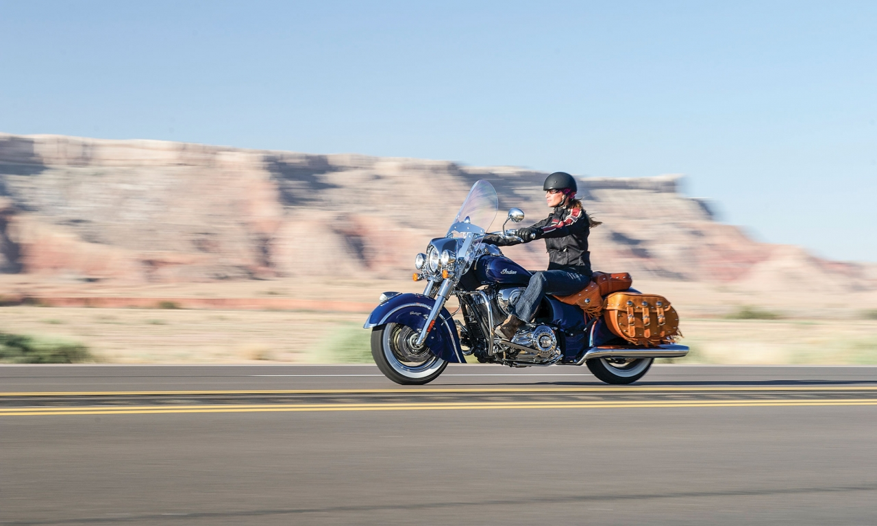 Indian Chief Vintage 2014 - 1280x768