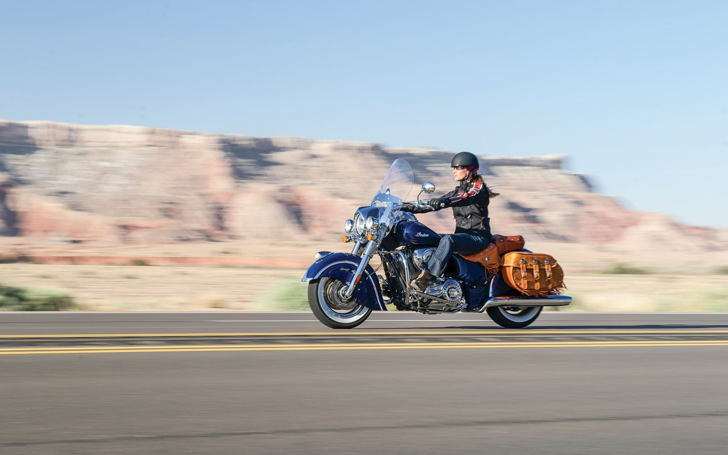 Indian Chief Vintage 2014 - 1440x900