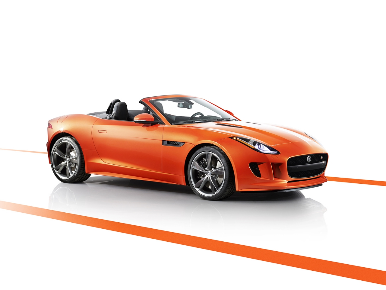 Jaguar F Type - 1280x960