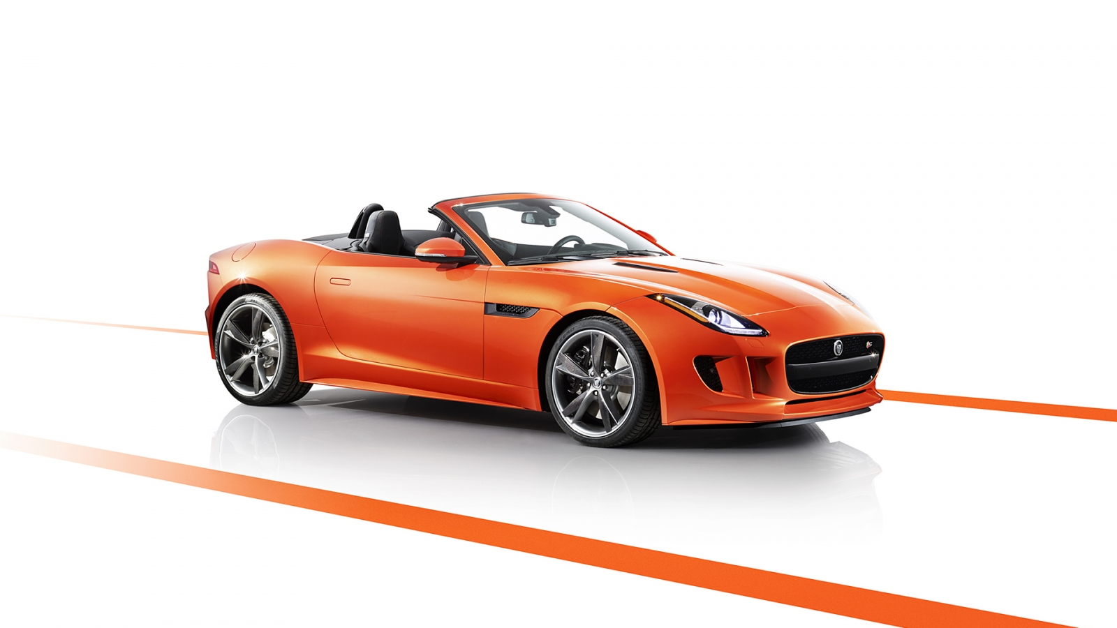 Jaguar F Type - 1600x900