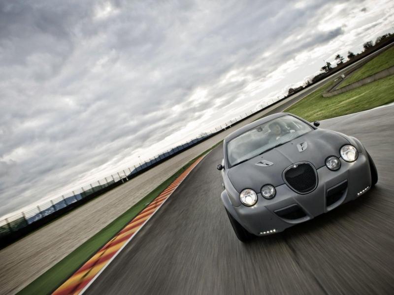 Jaguar X-Type-R - 800x600