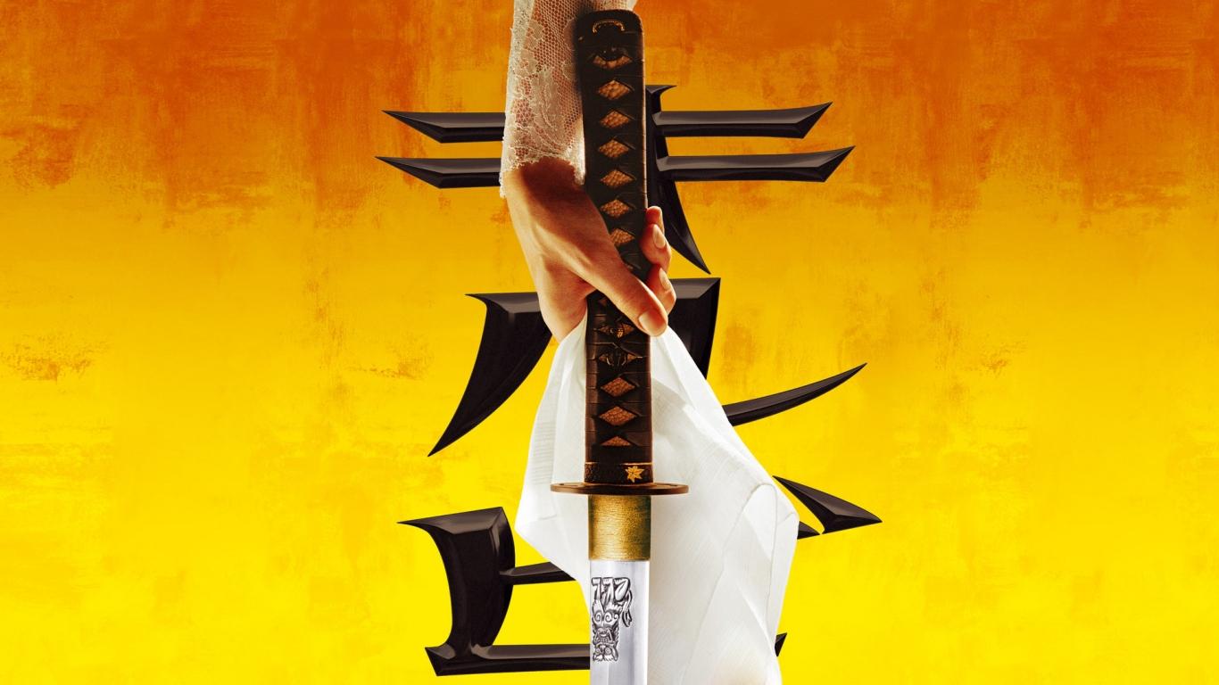 Kill Bill 2 - 1366x768