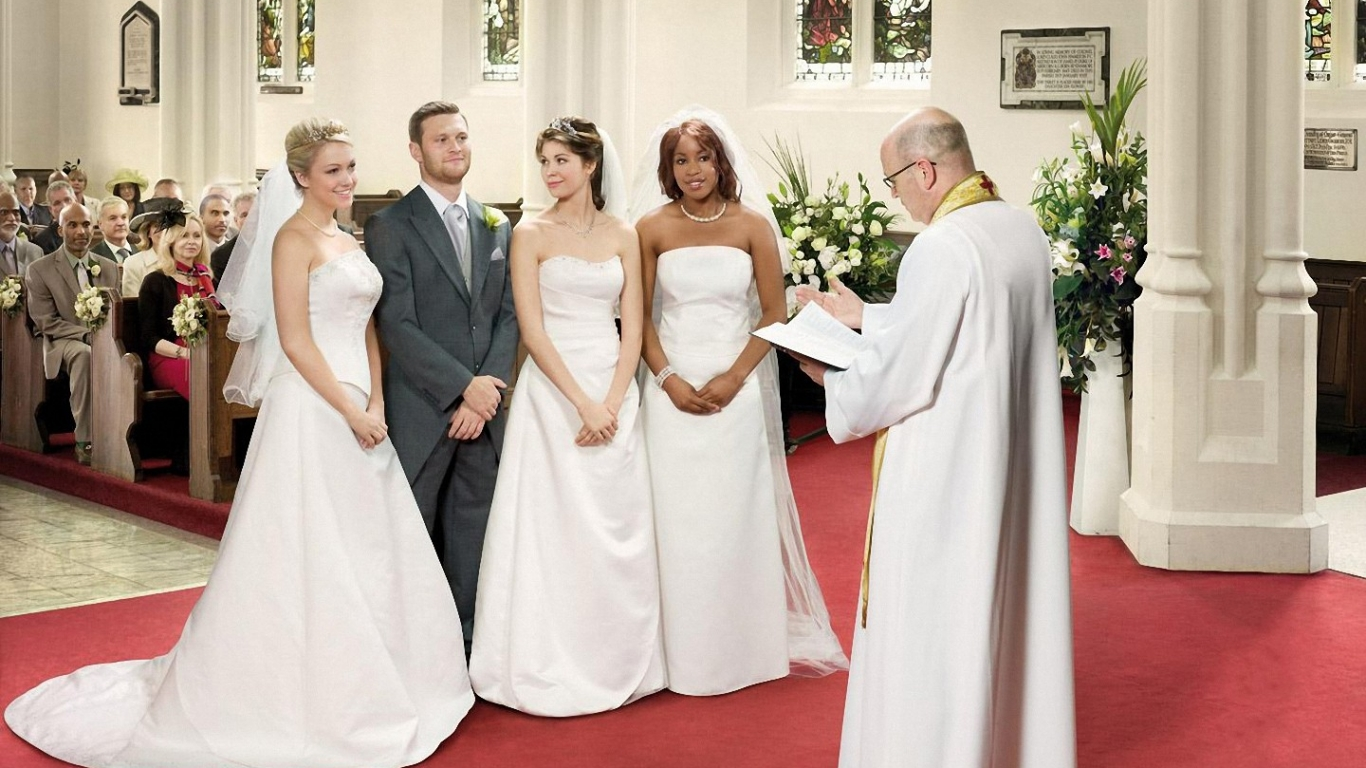 La boda soñada - 1366x768