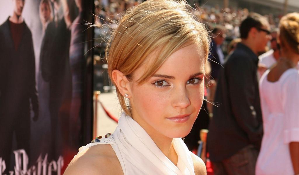 La rubia de Emma Watson - 1024x600