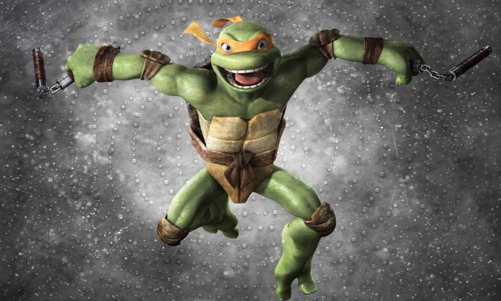 Las tortugas ninja - 1000x600