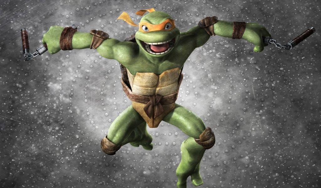 Las tortugas ninja - 1024x600