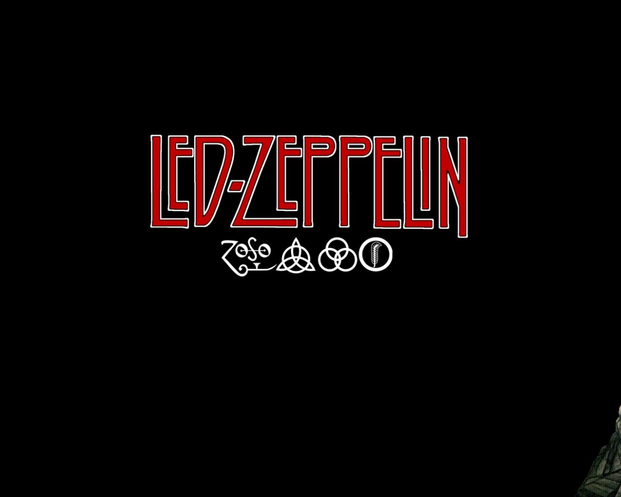 Led Zeppelin - 1280x1024