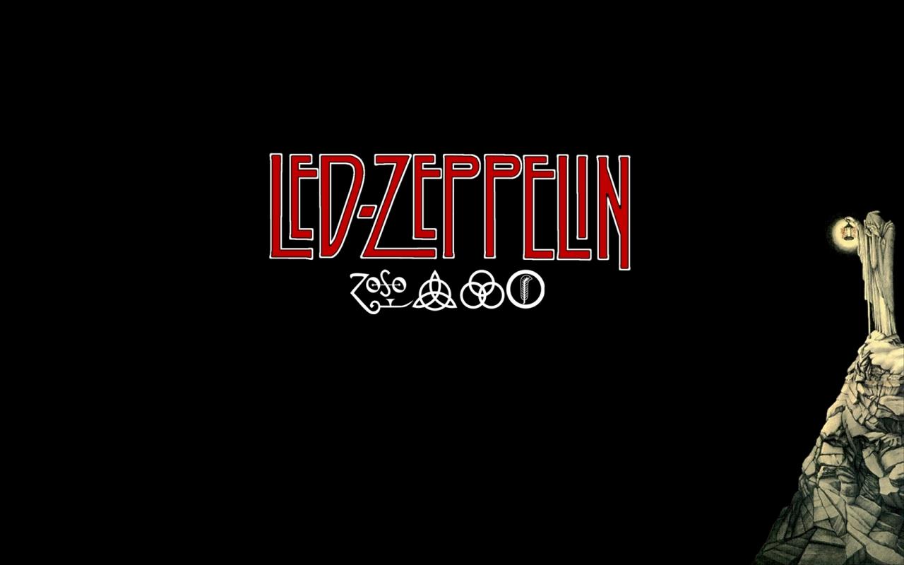 Led Zeppelin - 1280x800