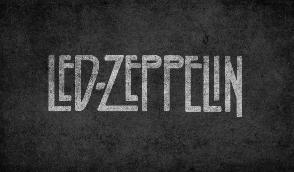 Led Zeppeling Rock - 1024x600