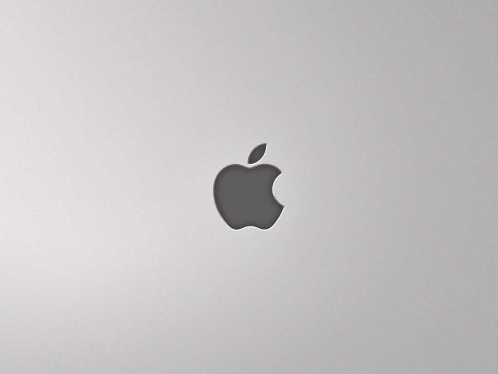 Logo de Apple - 1024x768