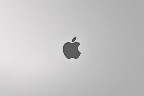 Logo de Apple - 480x320