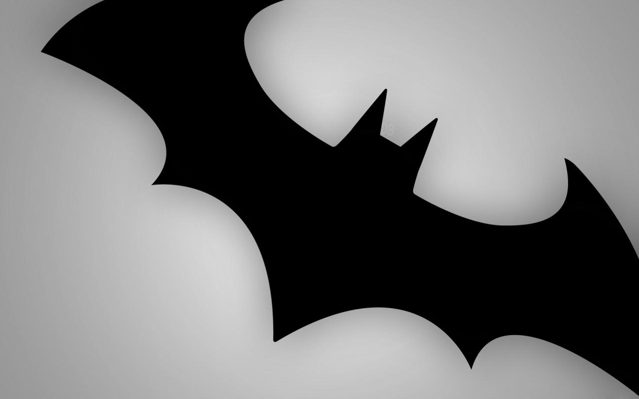 Logo de Batman - 1280x800