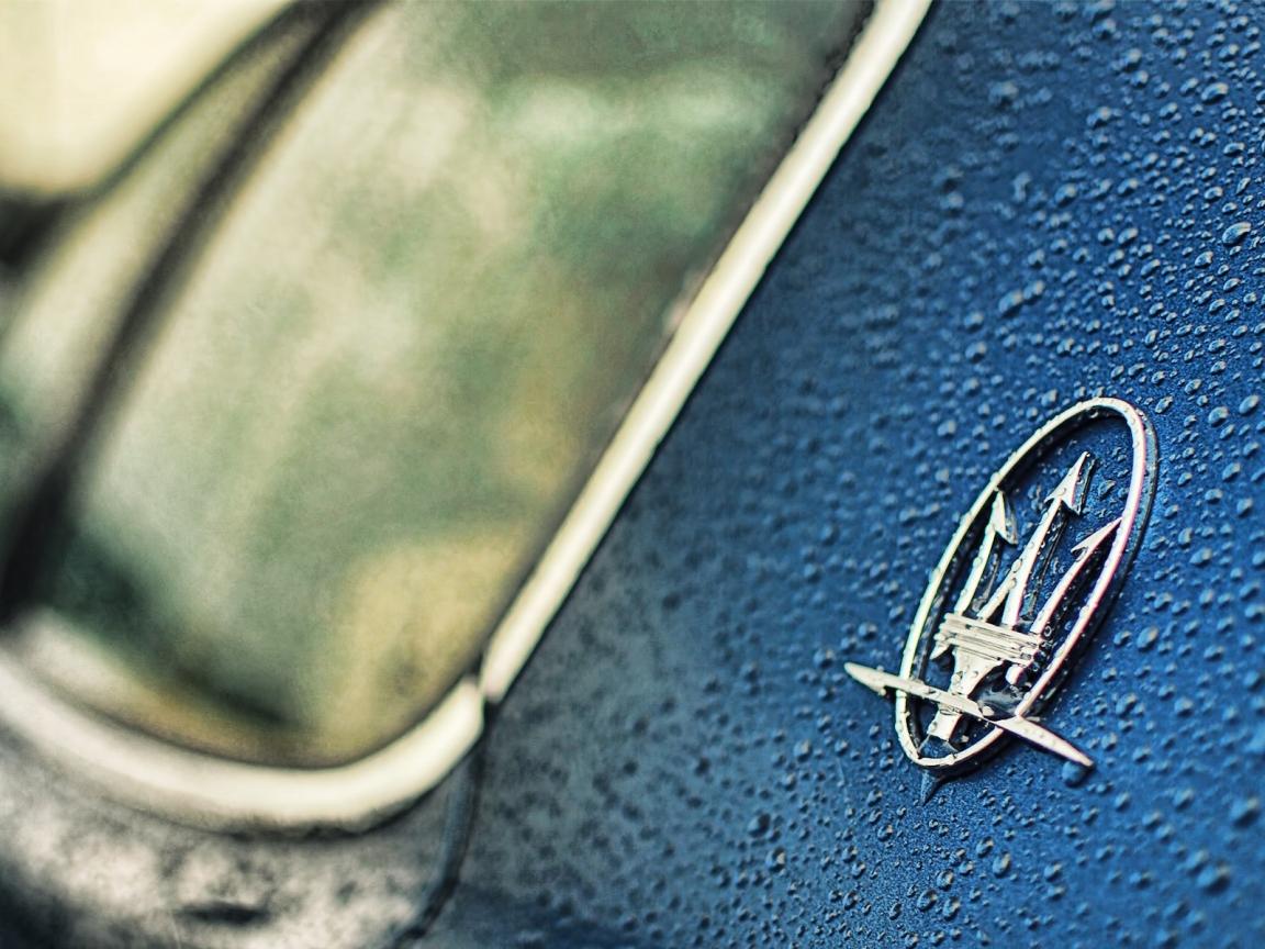 Logo de Maserati - 1152x864