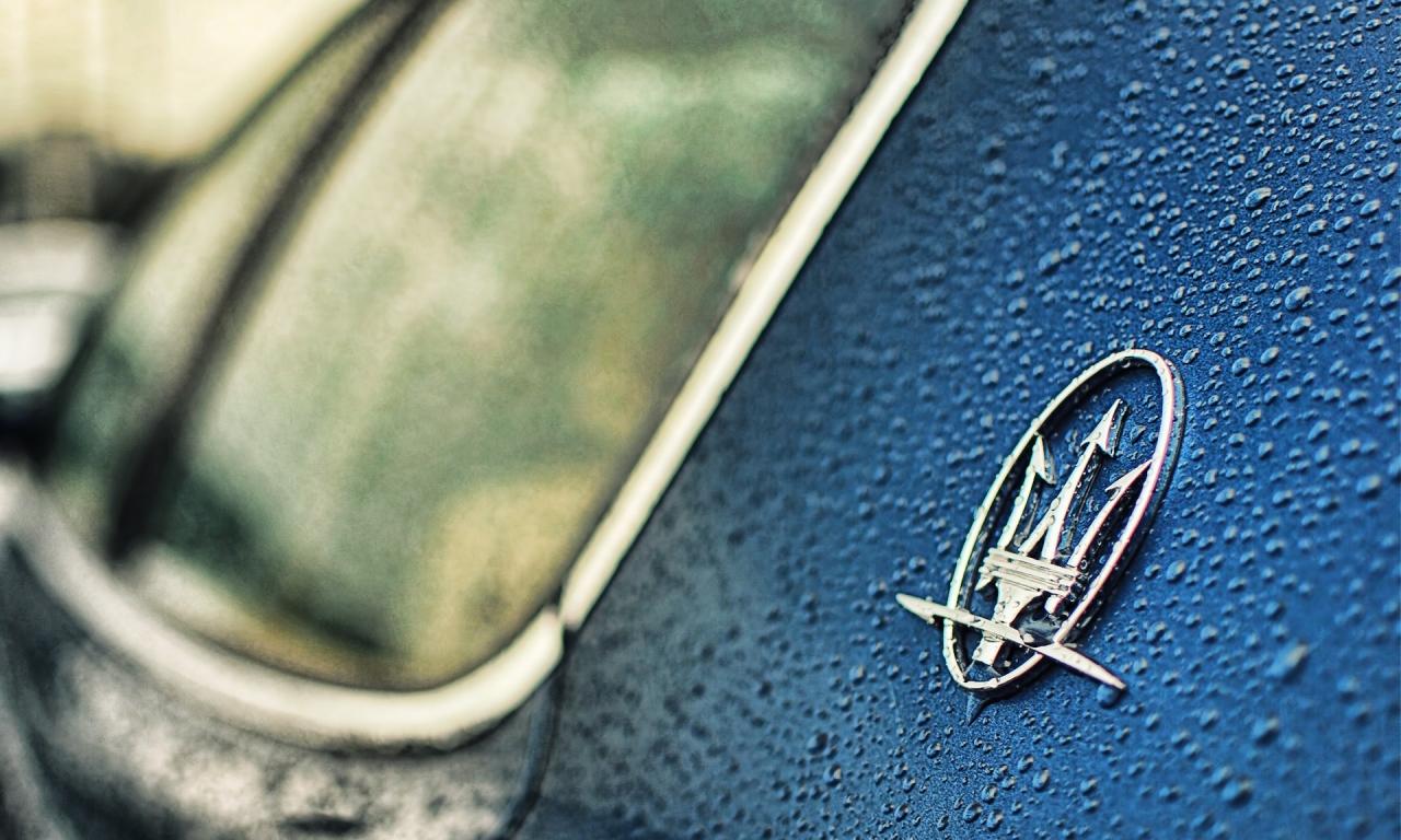 Logo de Maserati - 1280x768