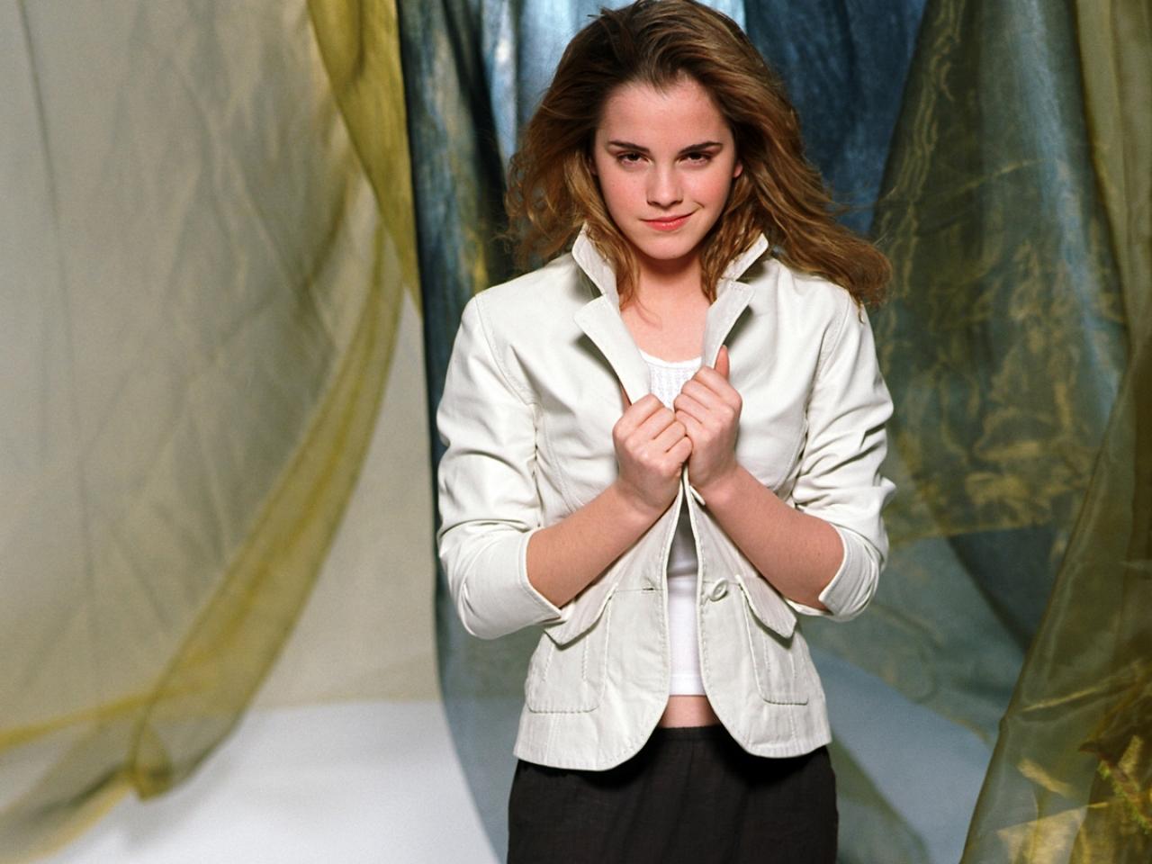 Look de Emma Watson - 1280x960