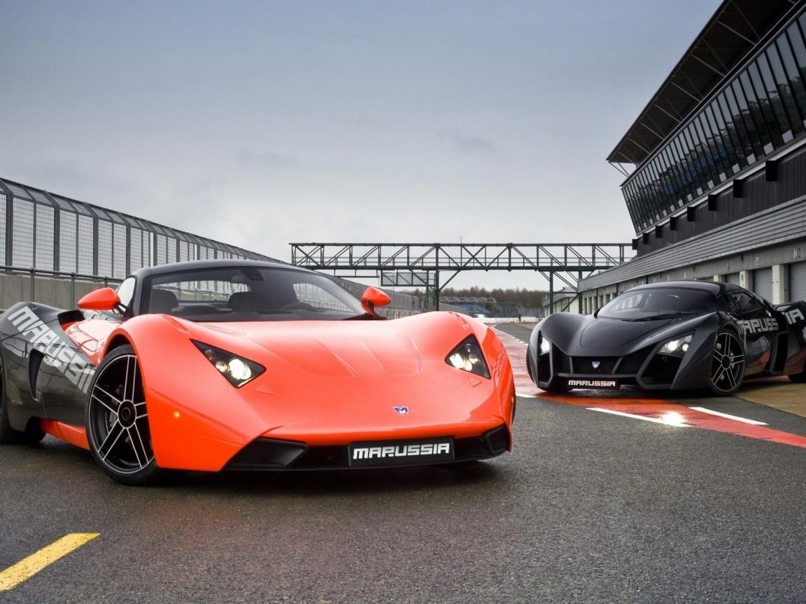 Los super autos - 1152x864