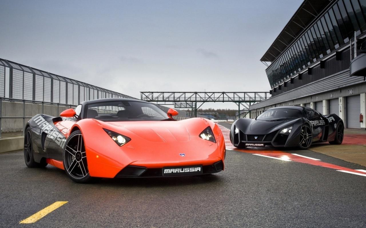 Los super autos - 1280x800