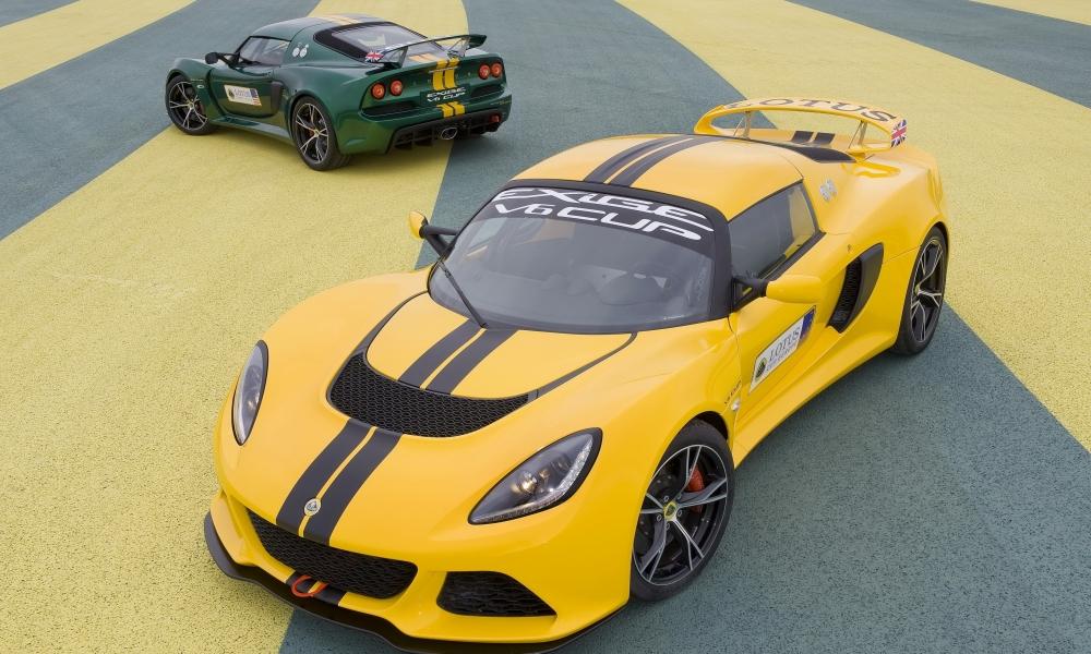 Lotus Exige 2013 - 1000x600
