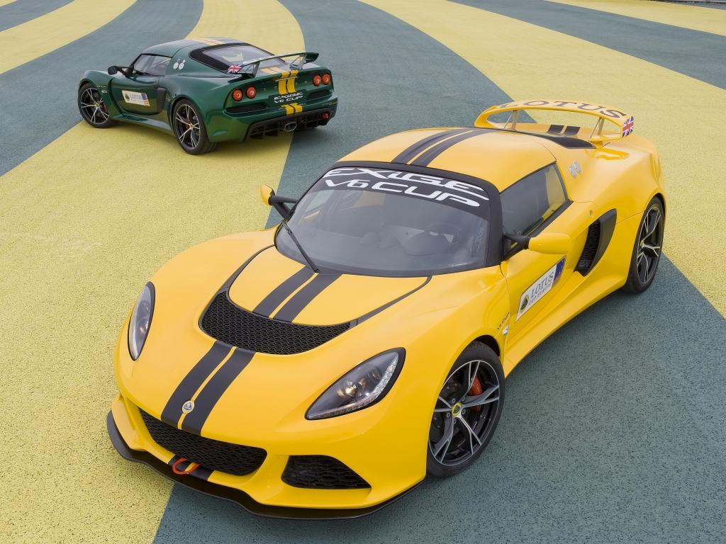 Lotus Exige 2013 - 1024x768