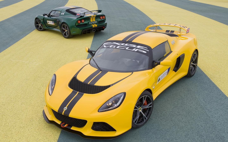 Lotus Exige 2013 - 1440x900