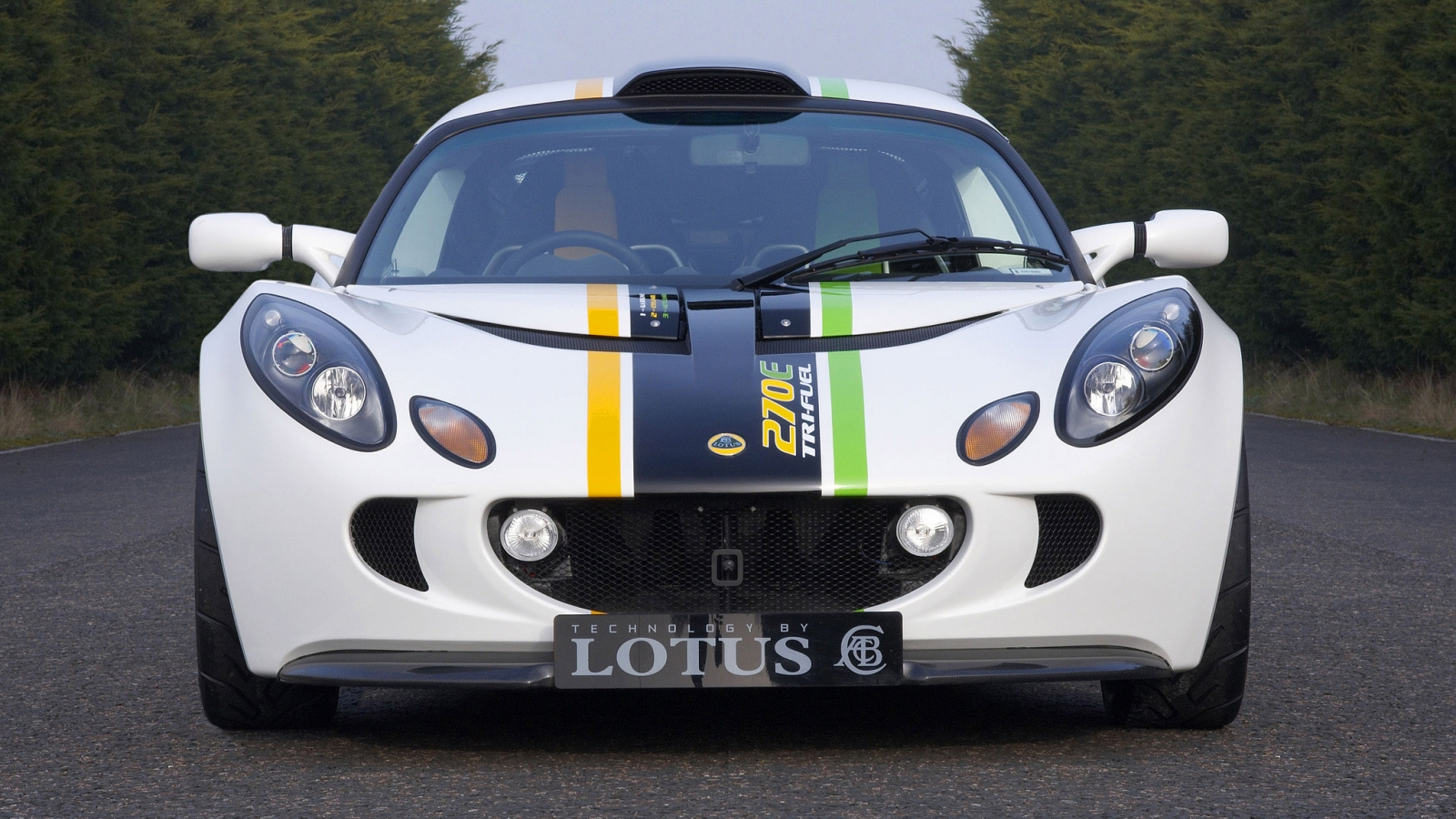 Lotus Exige 270E TriFuel - 1600x900