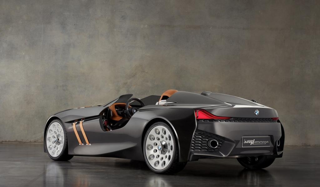 Lujoso auto BMW - 1024x600